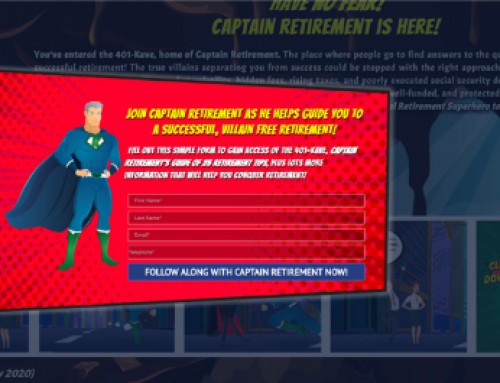 Have No Fear, Captain Retirement Is Here!