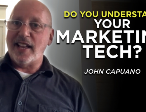 Do You Understand Your Marketing Tech?