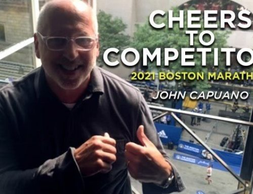 A Celebration of Competitors! Thoughts from the 2021 Boston Marathon
